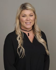 Brandi, financial coordinator for Barton Oaks Dental Group