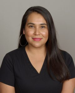 Flor, dental assistant for Barton Oaks Dental Group