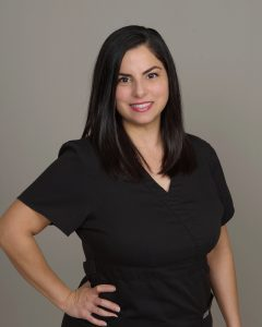 Kim, lead dental assistant for Barton Oaks Dental Group