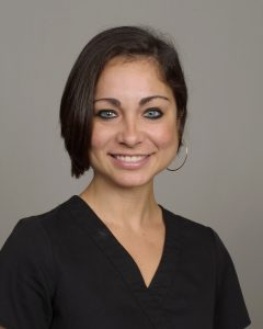 Kristi, dental hygienist for Barton Oaks Dental Group